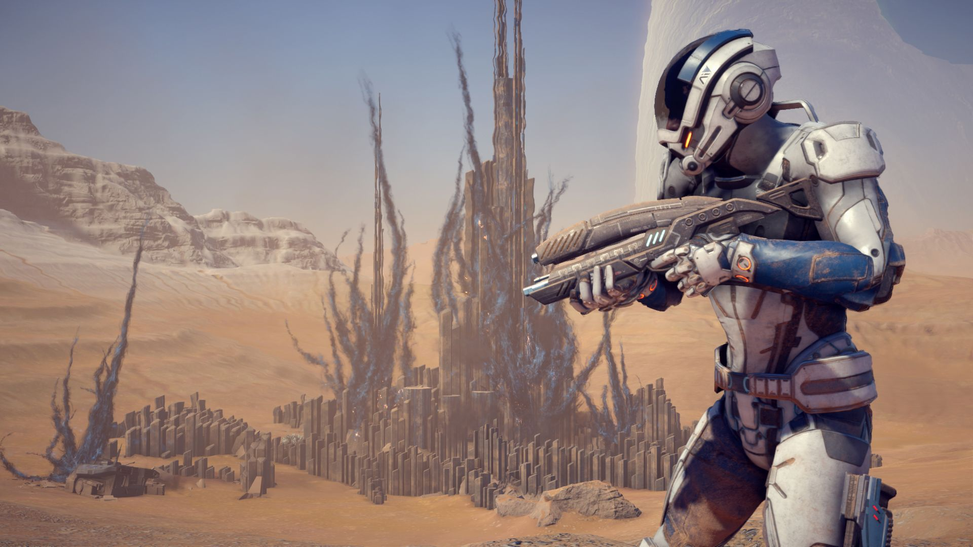 EA: Mass Effect will come back when it's 'fresh and exciting' again screenshot