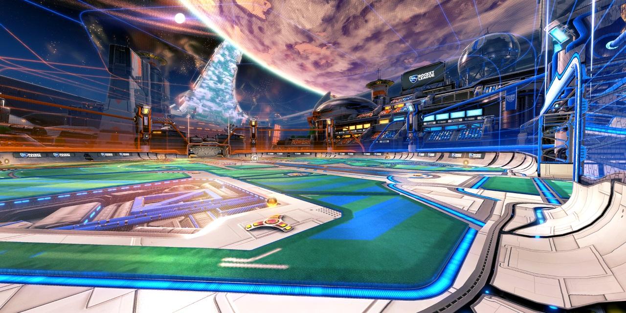 Rocket League competitive play will no longer feature alternate, non-standard arenas screenshot