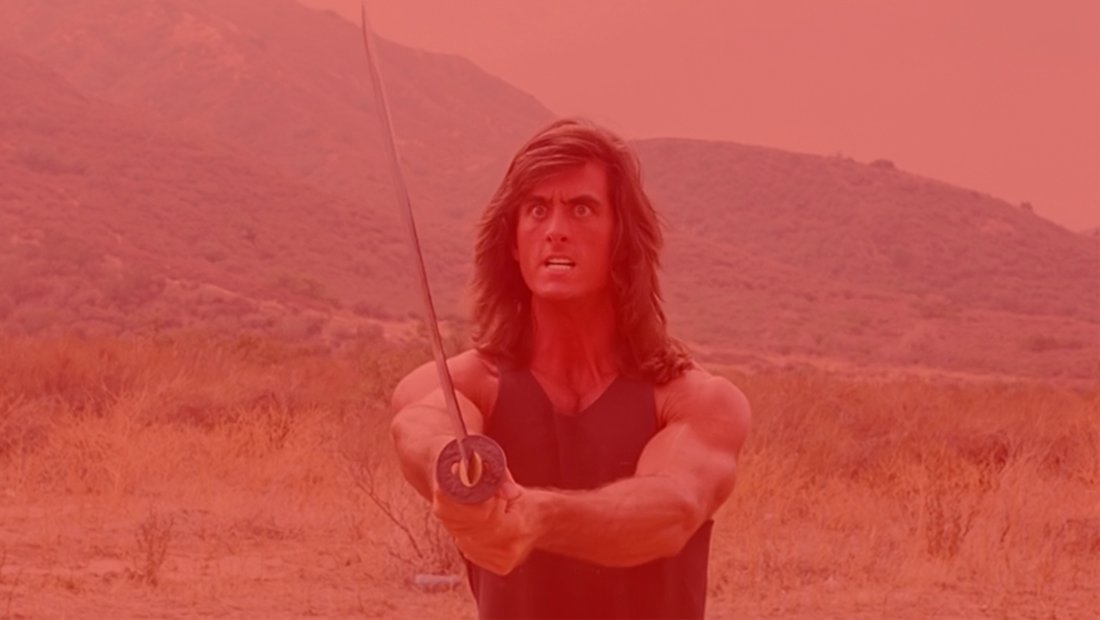 Your Bad Movie Night Guide, Vol. 6: Samurai Cop screenshot