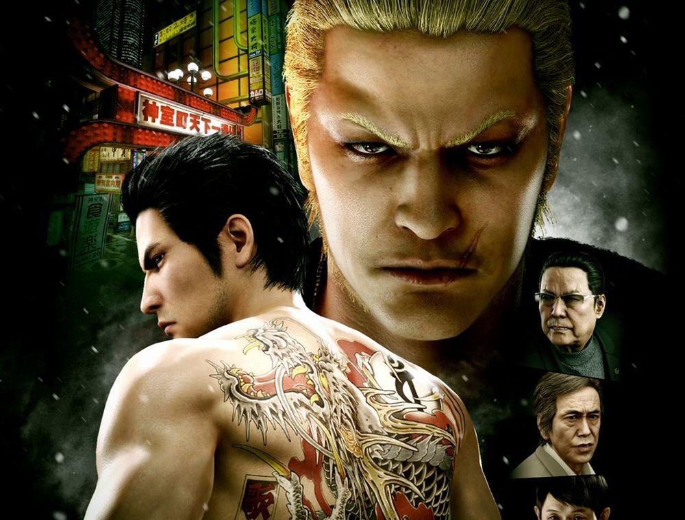 Yakuza: Kiwami 2 officially announced, hits Japan this December screenshot