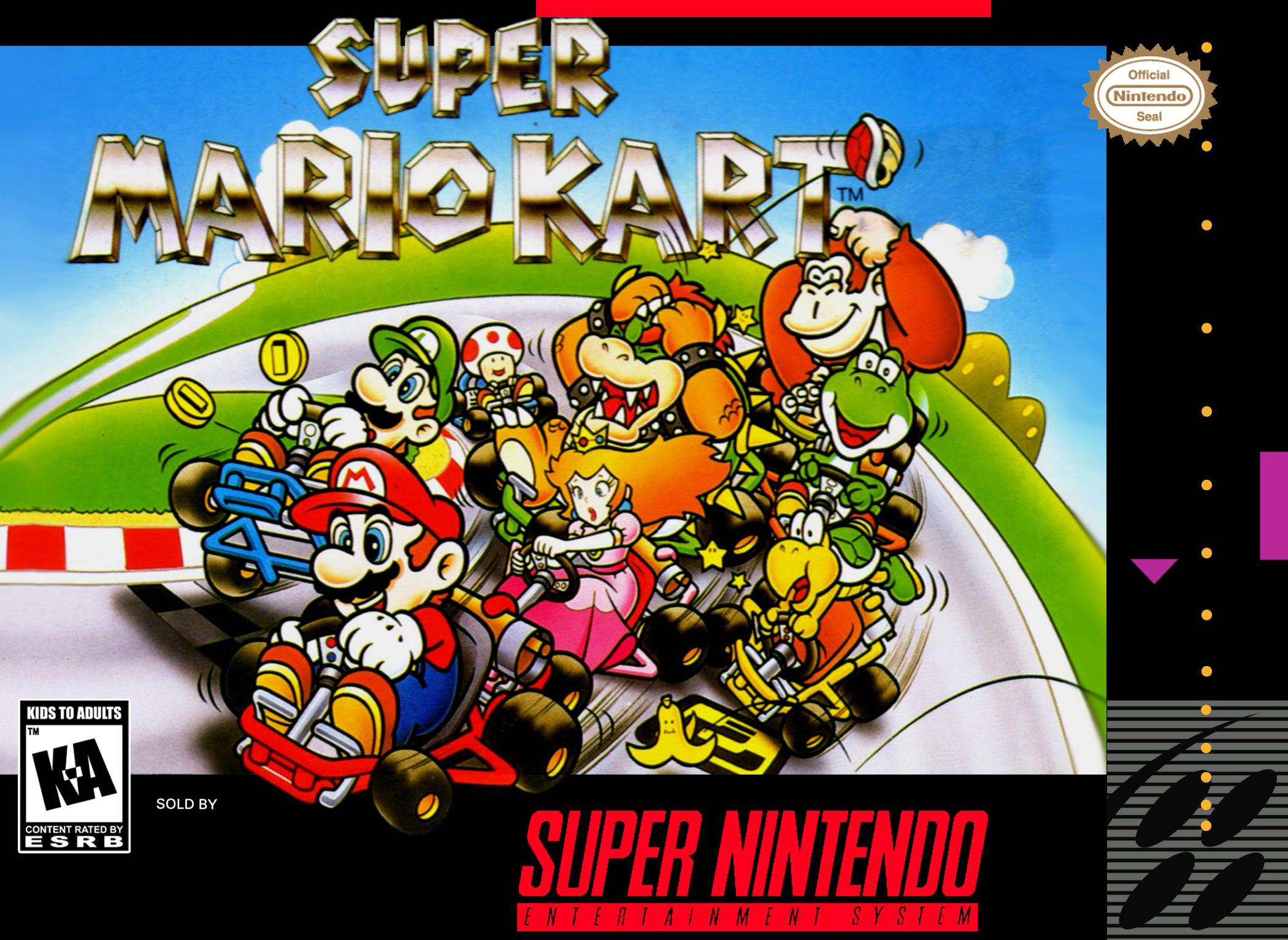 For its 25th anniversary, tell us your favorite Mario Kart memory screenshot