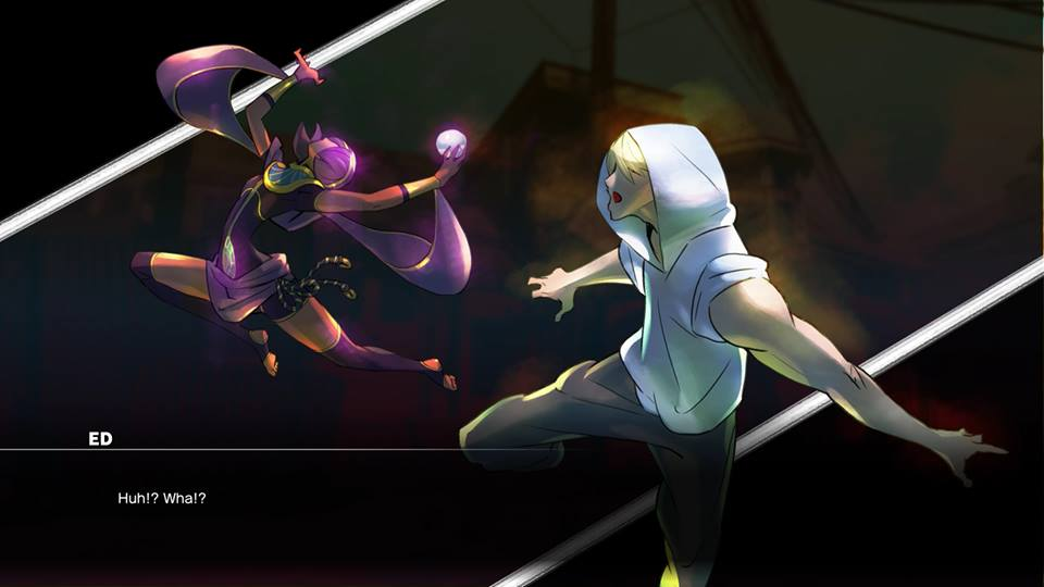 Menat is the next character coming to Street Fighter V