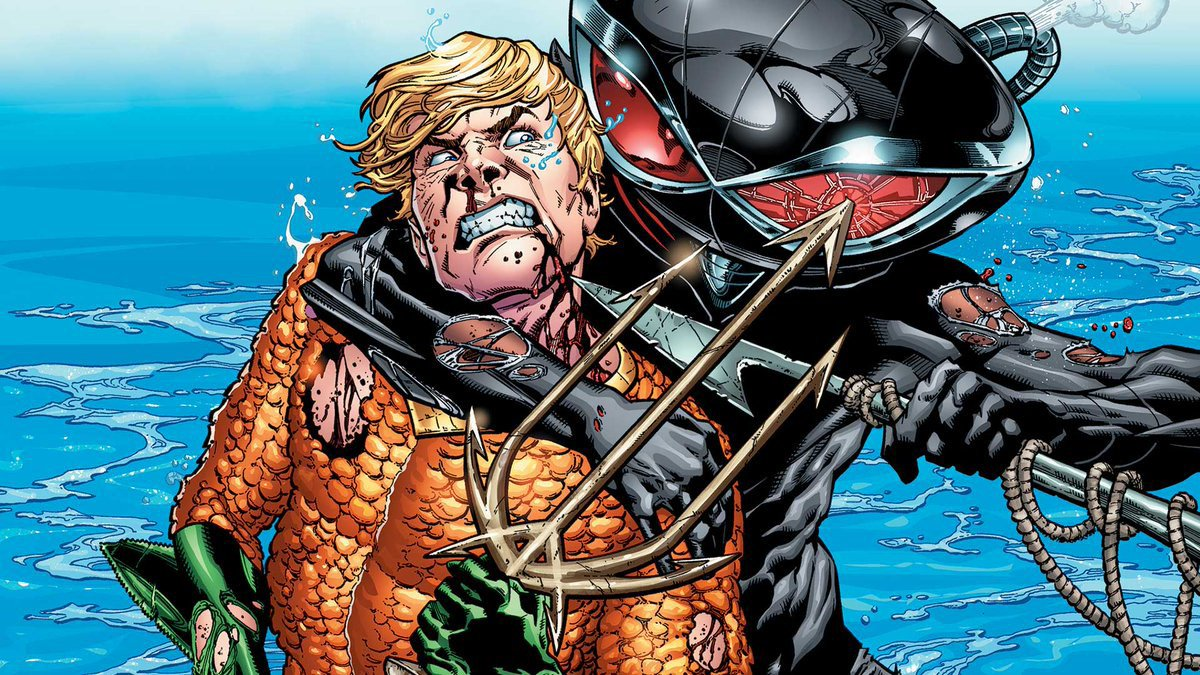 Black Manta looks like a righteous addition to Injustice 2 screenshot