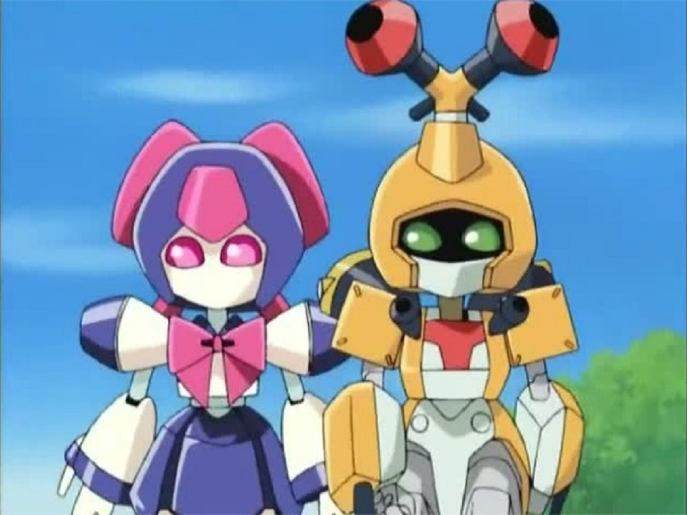Japan getting Medabots Classic collection for Nintendo 3DS screenshot