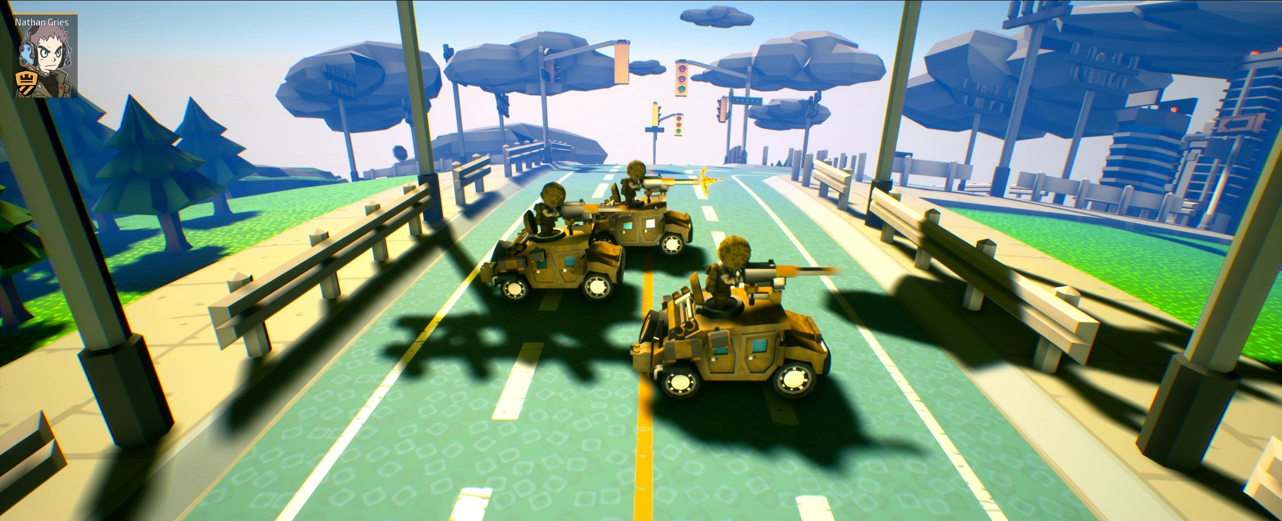 Another look at the Advance Wars-inspired Tiny Metal screenshot