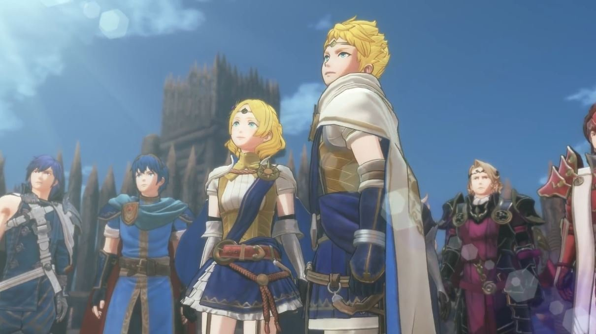 Fire Emblem Warriors gets a North American release date and special edition screenshot