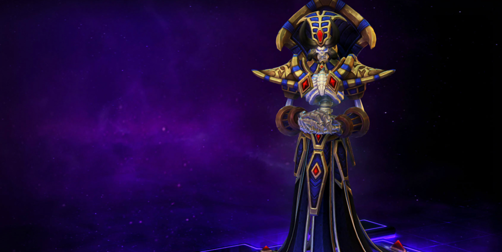 Kel'Thuzad was worth the wait for his Heroes of the Storm debut screenshot