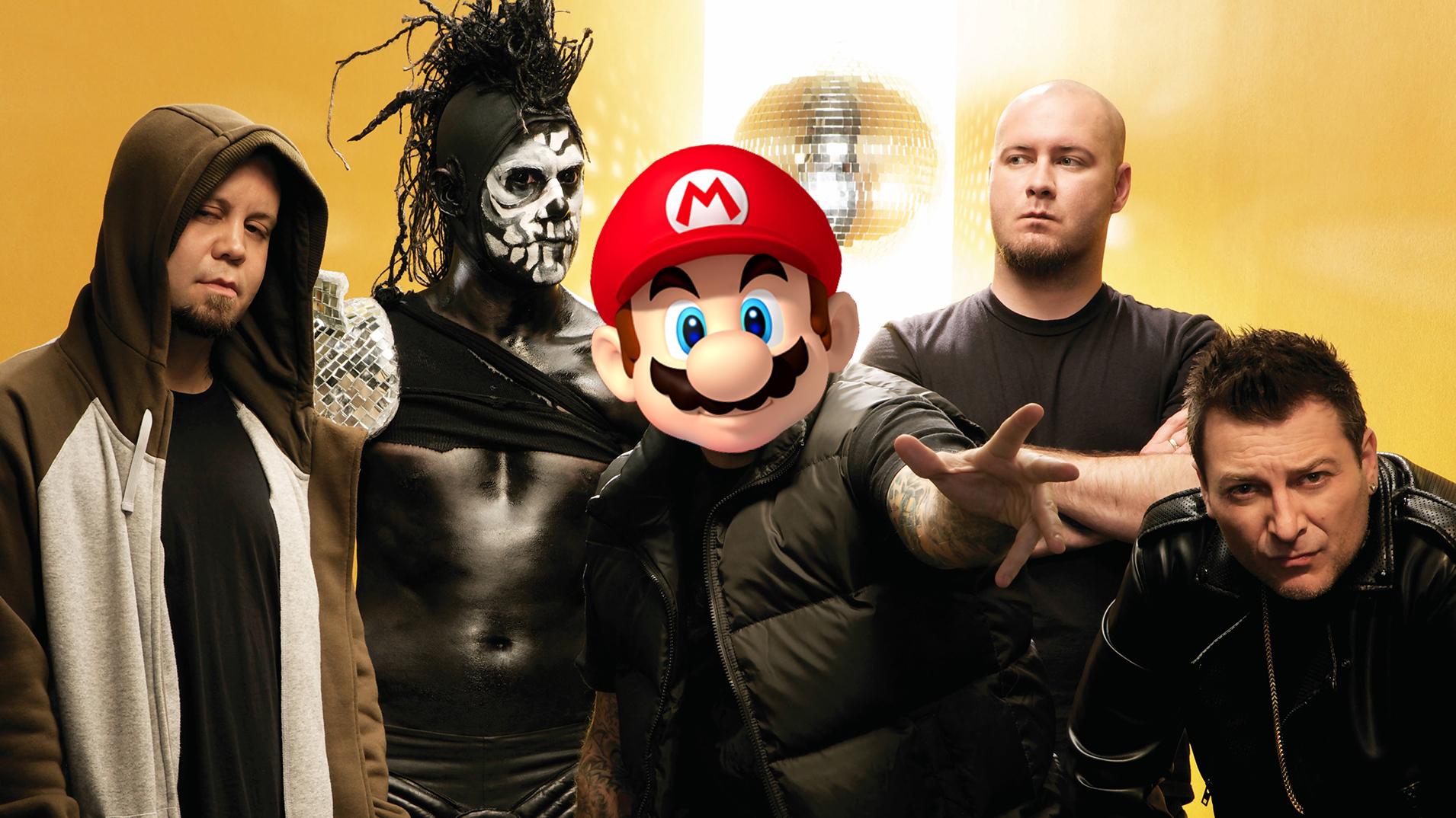 Keep rollin', rollin', rollin', in Super Mario Odyssey screenshot