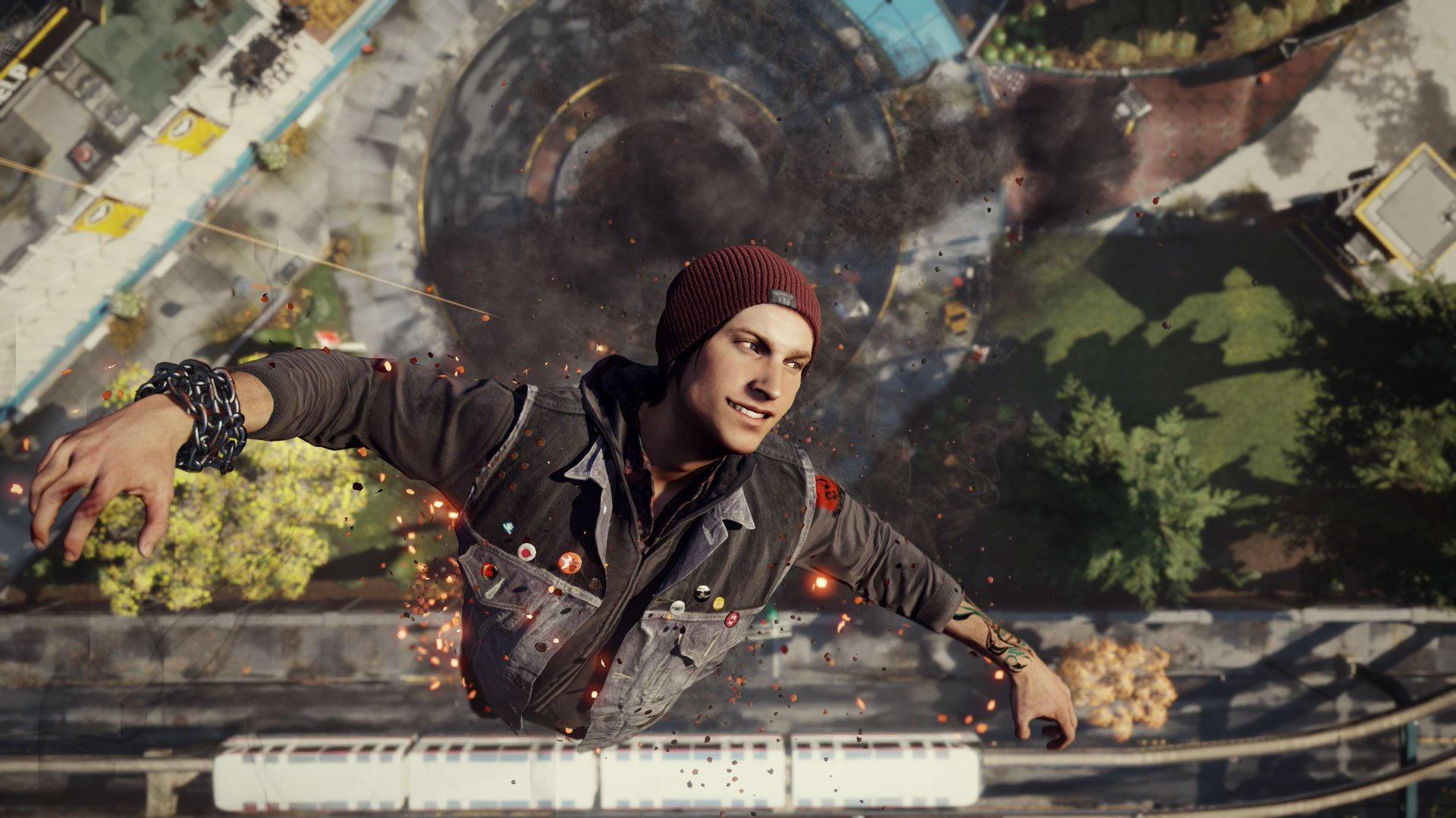 inFamous: Second Son, Child of Light rumored for PS Plus screenshot