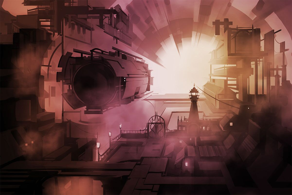 Sunless Skies just landed on Steam Early Access