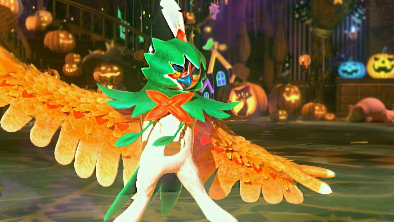 See exactly what's new in Pokken DX, the Switch upgrade from the Wii U original screenshot