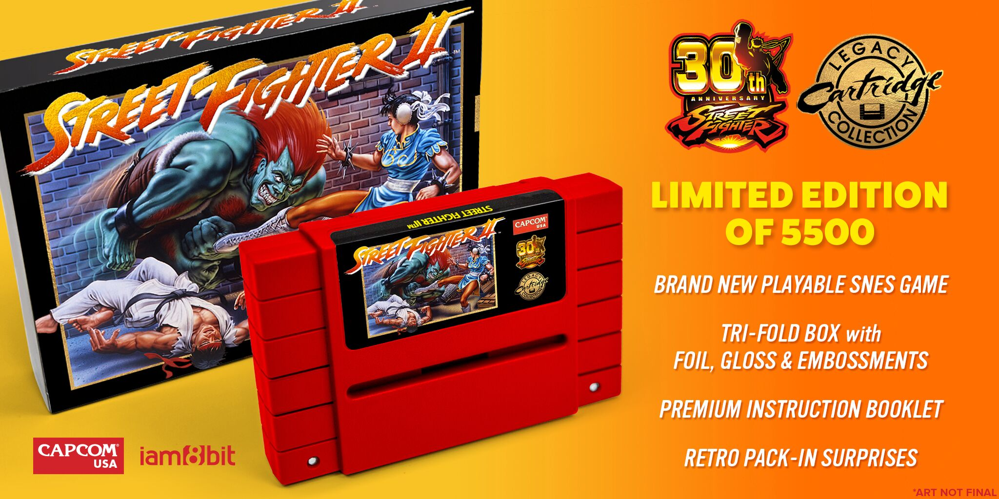 Celebrate Street Fighter S 30th Anniversary With This Limited