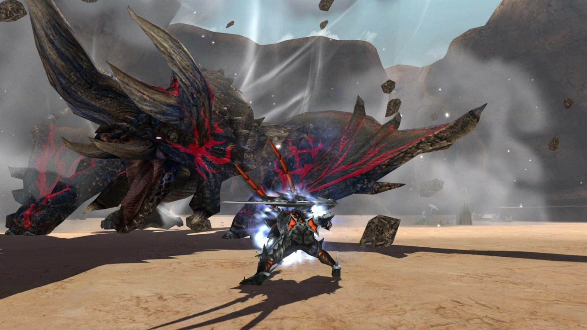 Monster Hunter XX on Switch only moves around 49% of its stock
