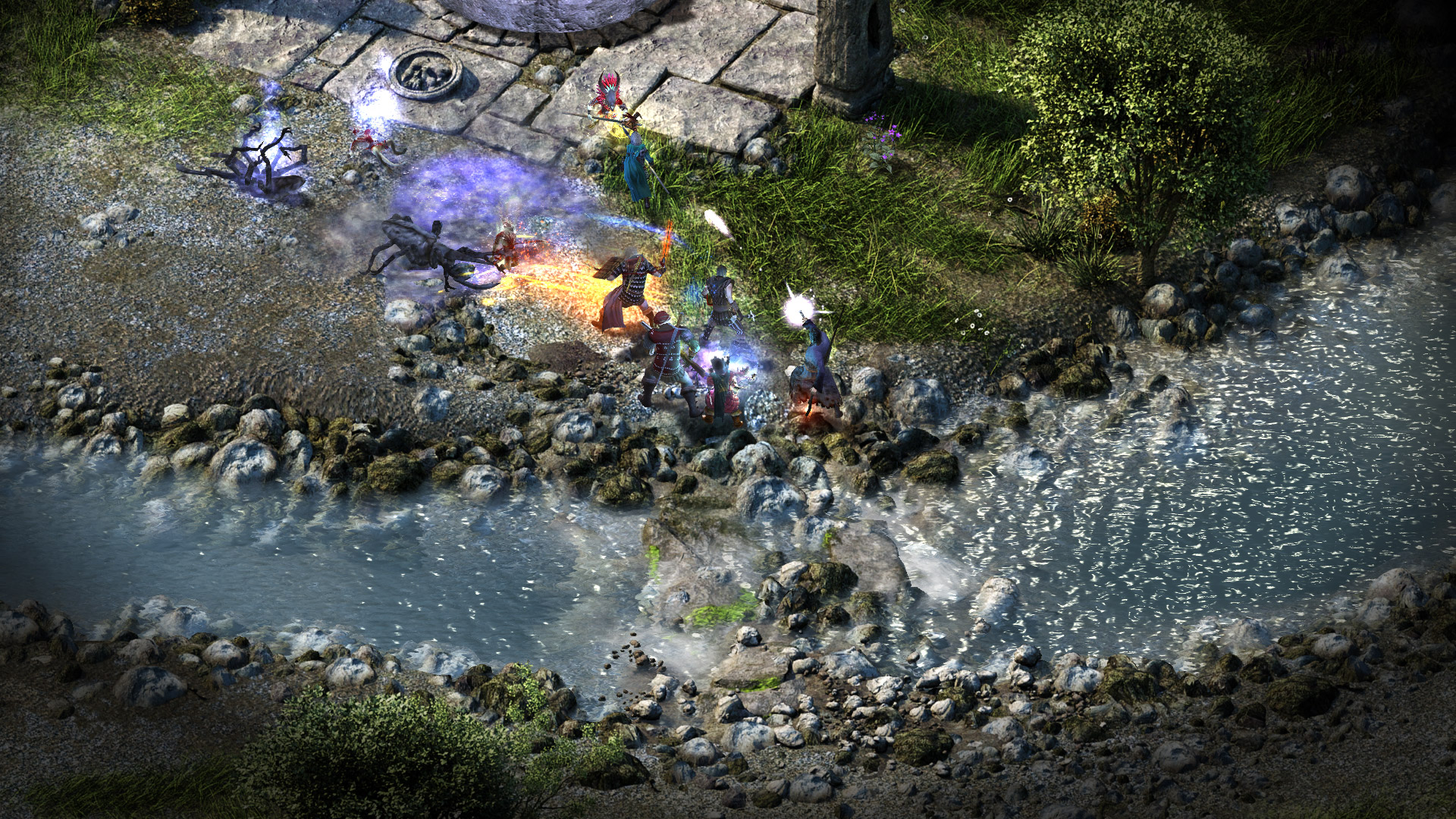 Pillars Of Eternity World Map Complete.Review Pillars Of Eternity Complete Edition