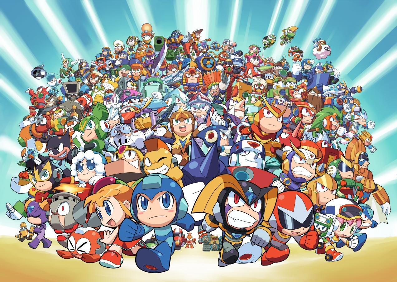 Capcom's TGS plans include a 30th anniversary Mega Man panel