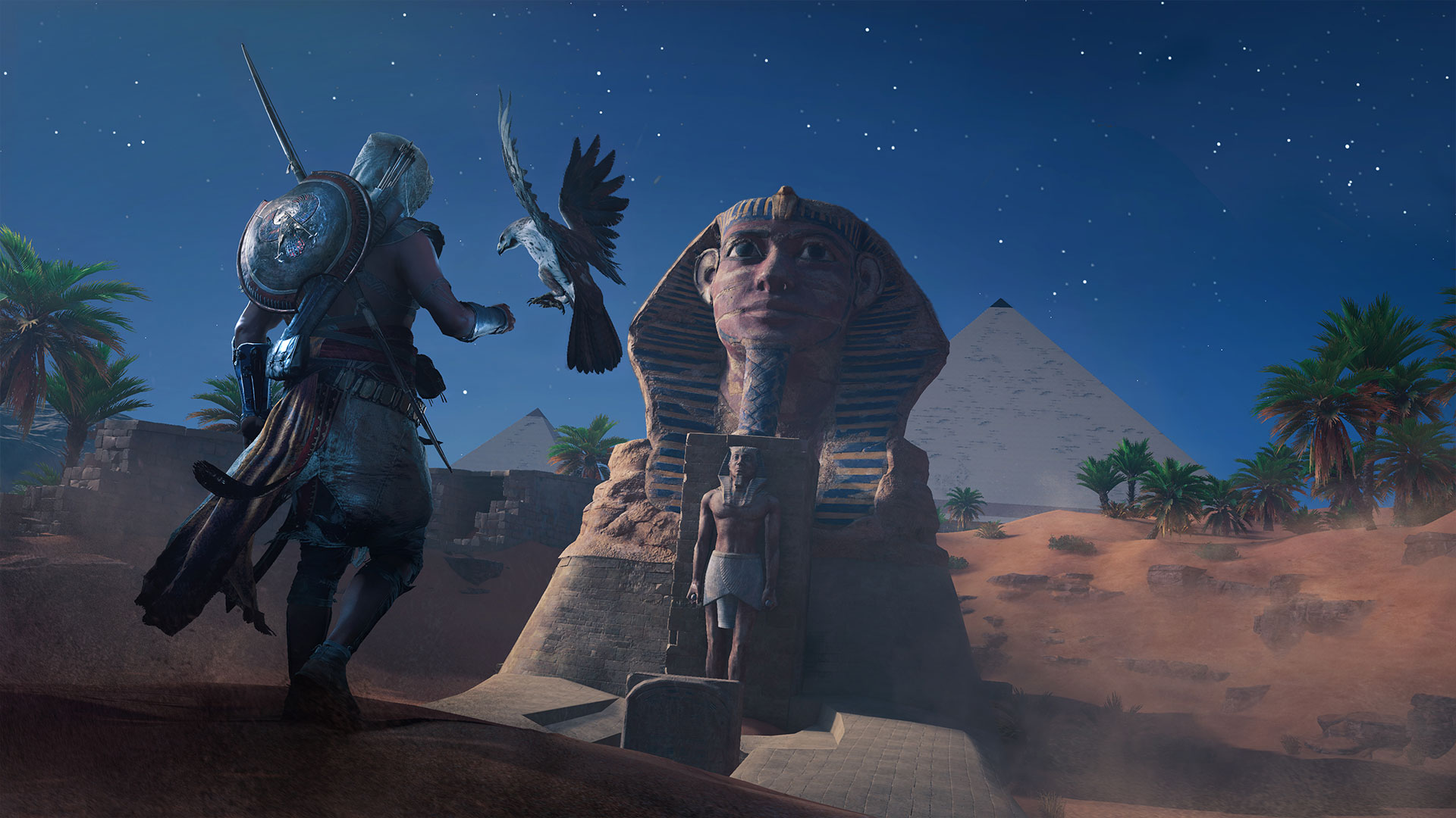 Assassin S Creed Origins Will Take Some Getting Used To