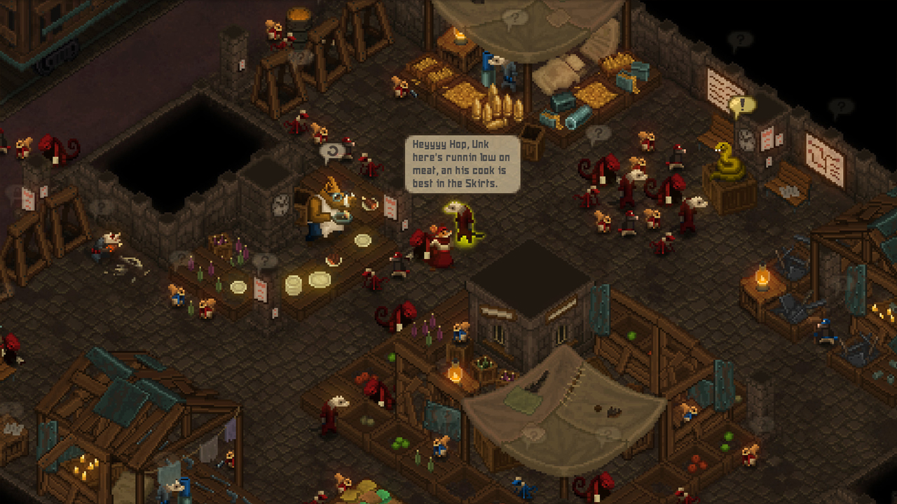 Review: Tooth and Tail