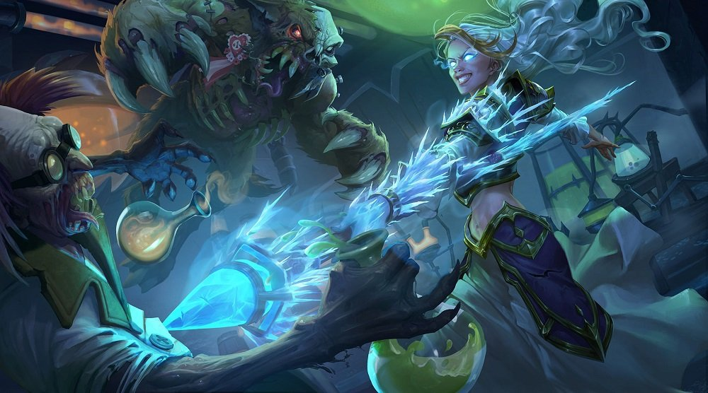 Blizzard pulls new Synergy Picks rule from Hearthstone after complaints screenshot