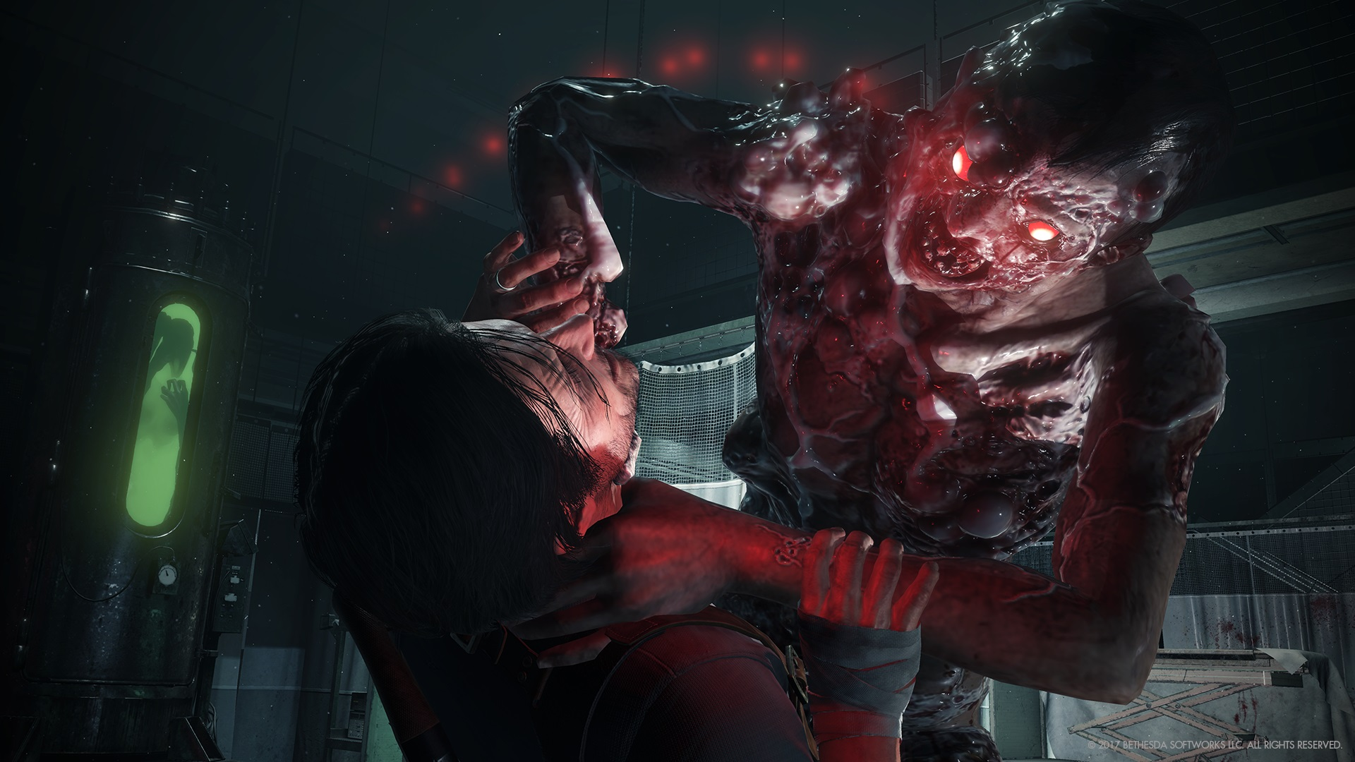 This new Evil Within 2 trailer is just the right kind of demented screenshot