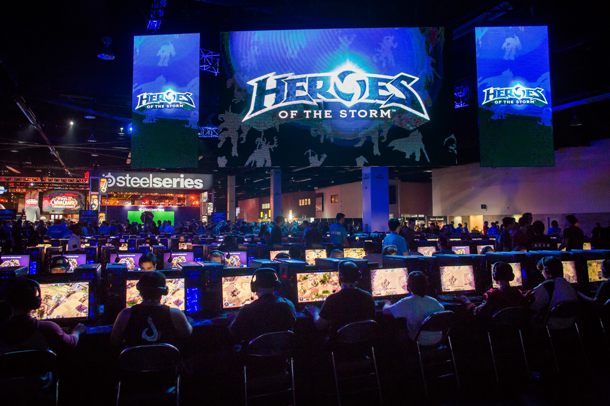 Blizzard clamps down on Heroes of the Storm pro player screenshot