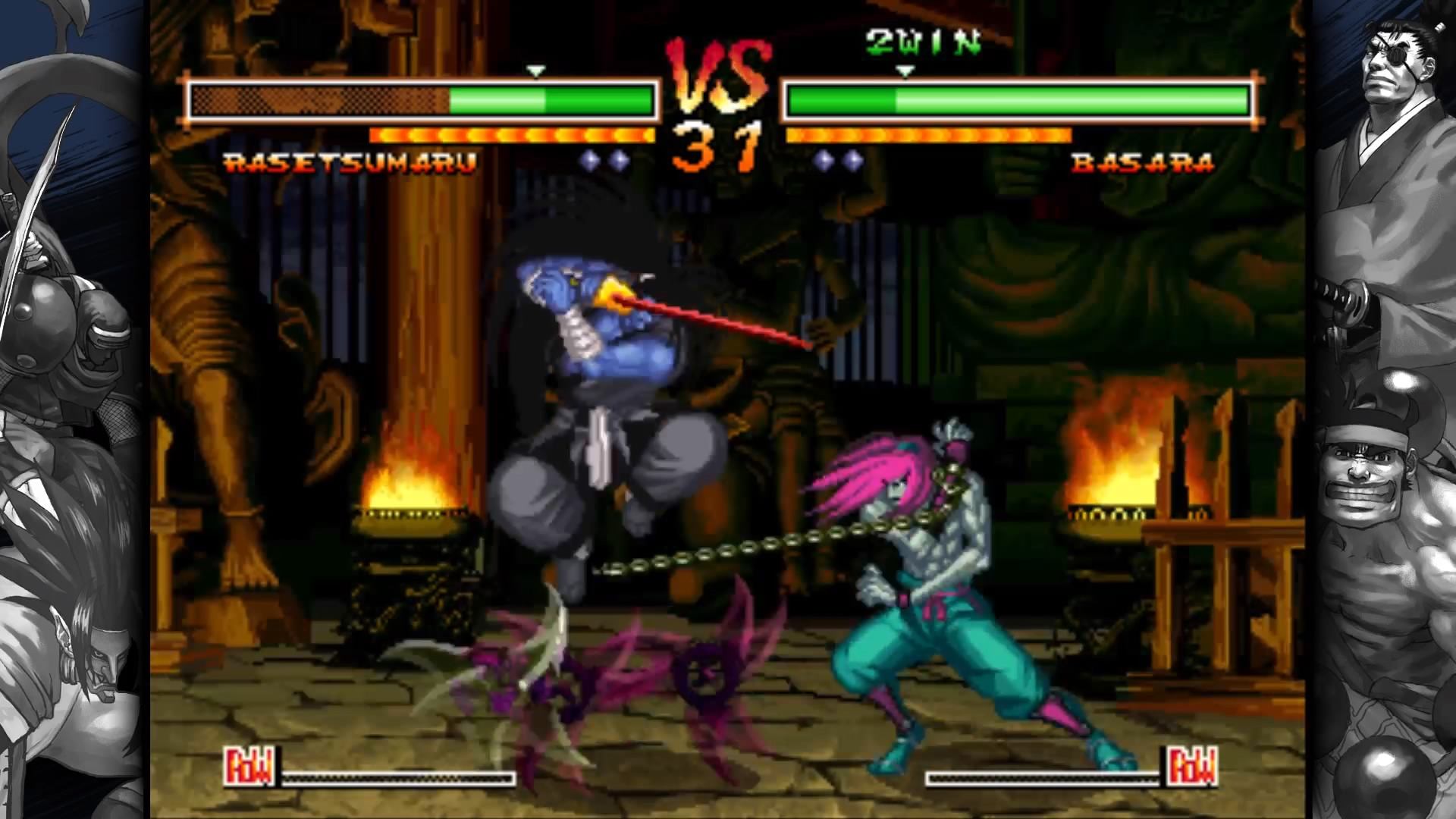 samurai shodown 2 apk download