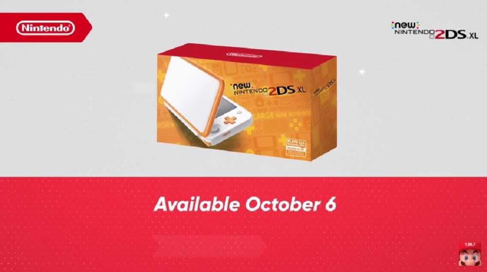 Orange you happy there's an orange New 2DS XL? screenshot