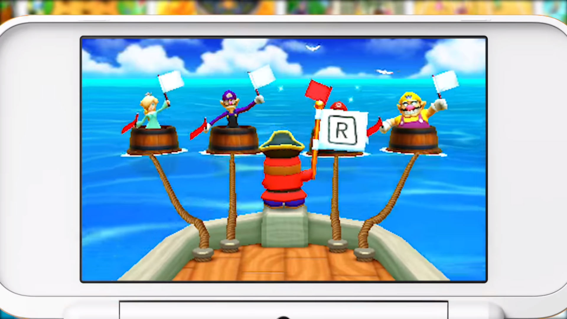 Mario Party: The Top 100 bundles the best minigames on Nintendo 3DS this November screenshot