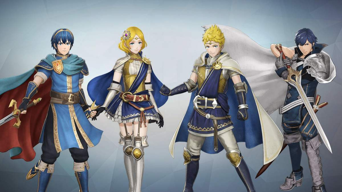 Fire Emblem Warriors fights its way to Switch on October 20 screenshot