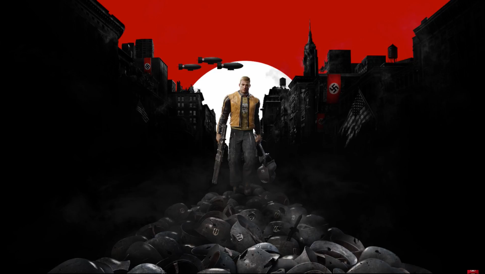 Doom and Wolfenstein II: The New Colossus are coming to Nintendo Switch screenshot