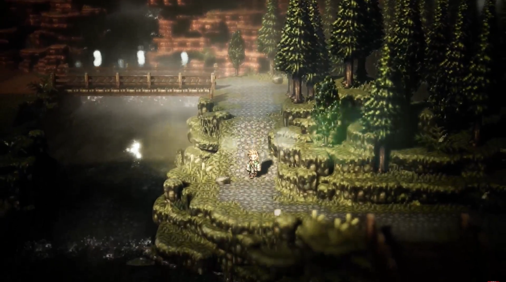 Project: Octopath Traveler looks like a dream for RPG fans screenshot
