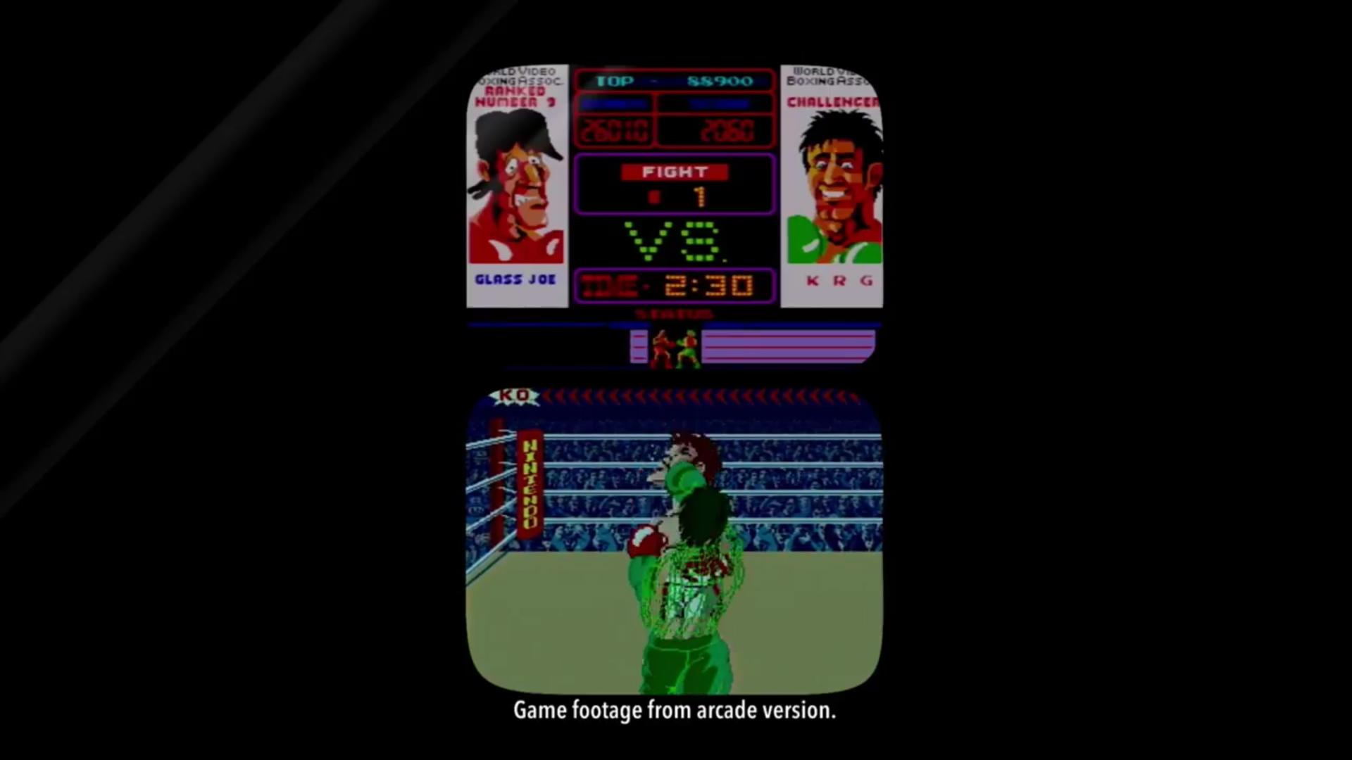 Nintendo arcade games are headed to Switch screenshot