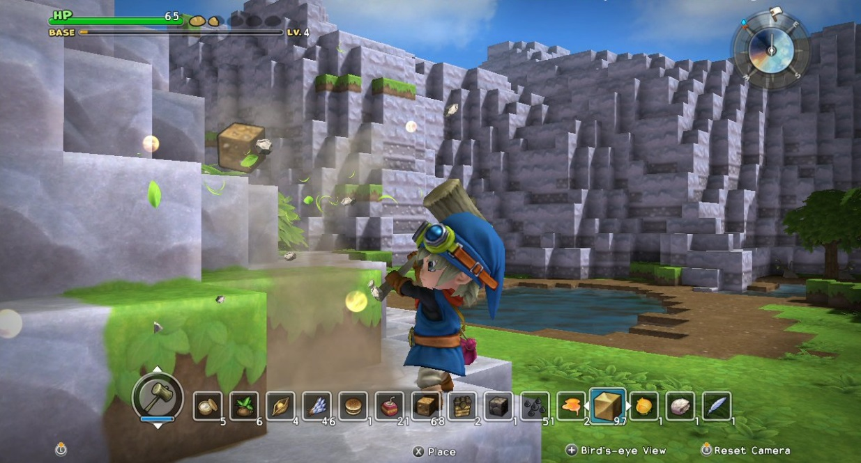 Dragon Quest Builders coming to Switch next spring screenshot