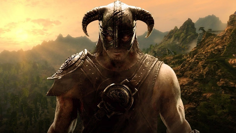 Skyrim will wreak its chaos on Nintendo Switch this November screenshot