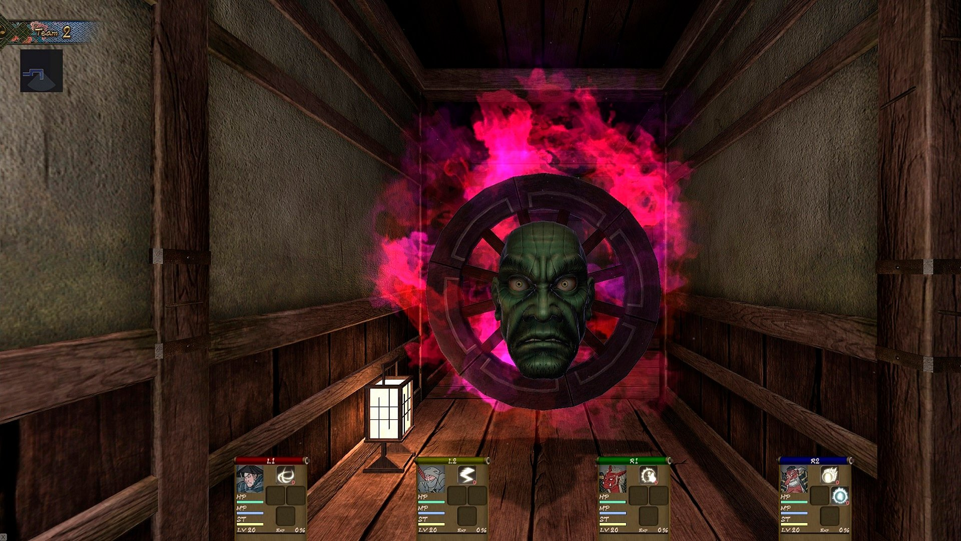 Hyakki Castle is a neat twist on first-person dungeon crawlers screenshot