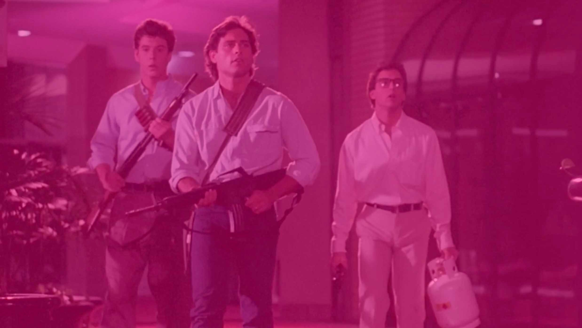 Your Bad Movie Night Guide, Vol. 9: Chopping Mall screenshot