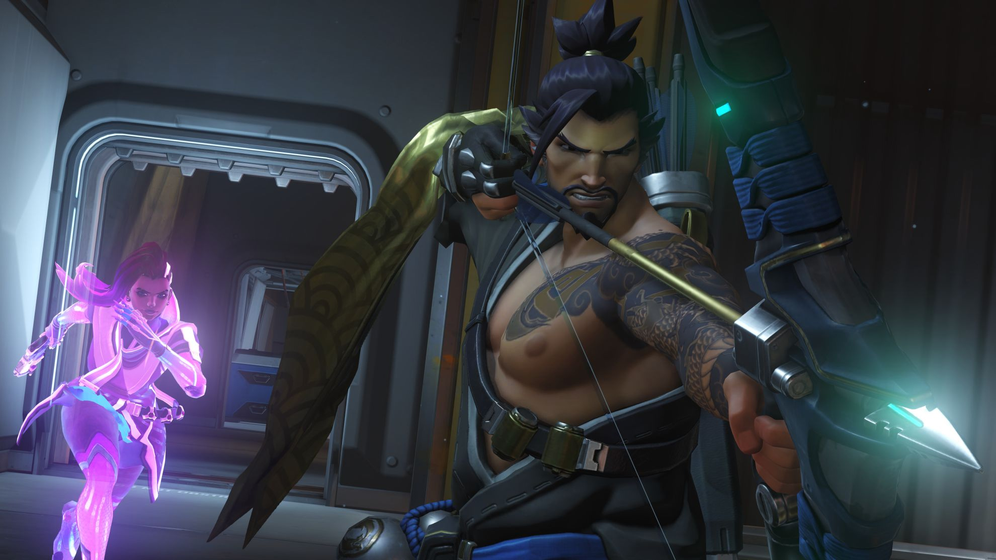 Overwatch's free weekend is live on PC and consoles screenshot