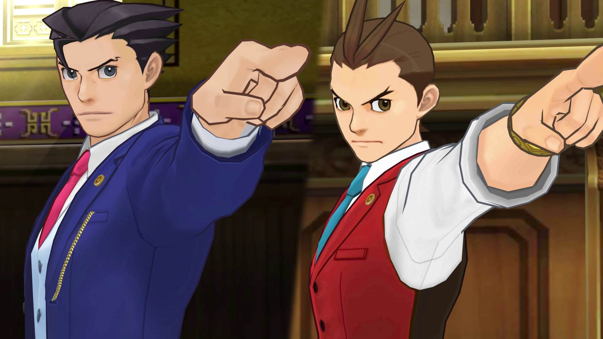 Phoenix Wright Ace Attorney Spirit Of Justice Joins The Gang On