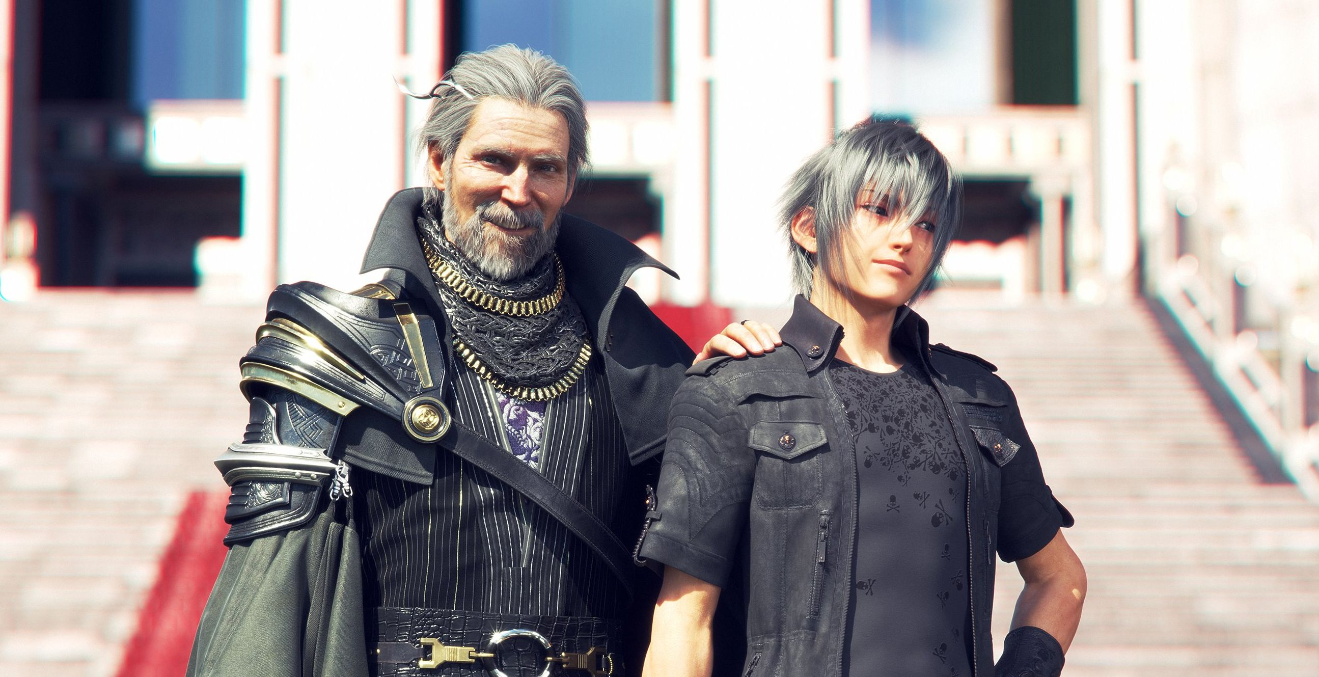 Square Enix keeps pumping out Final Fantasy XV content and will continue to into 2018 screenshot