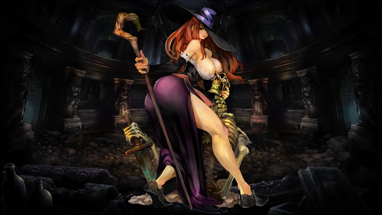 Dragon's Crown's most controversial character gets a new figure screenshot