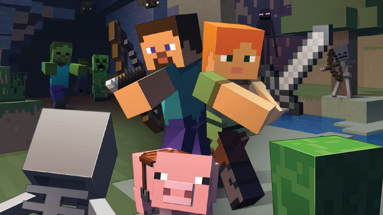 Review: Minecraft: New Nintendo 3DS Edition