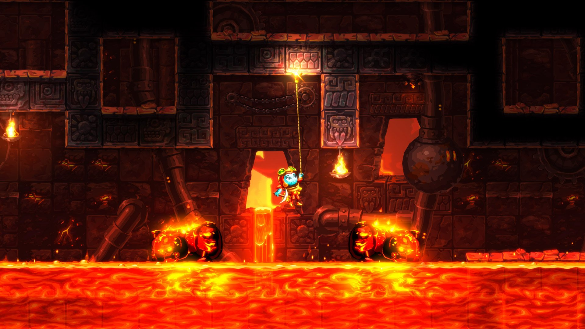 Steamworld Dig 2 (Quick, Before Everyone Here Finishes It!) 463169-SD2