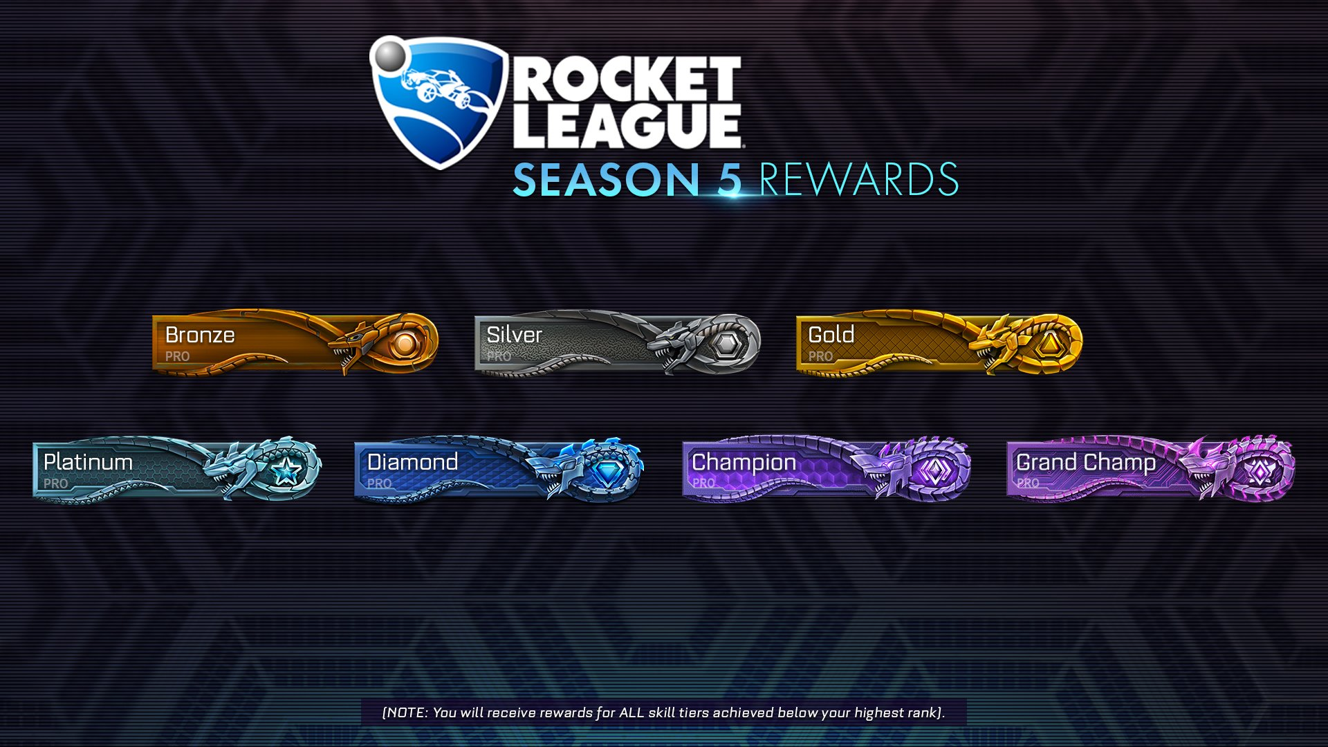 rocket league players hated dragons so psyonix made alternate