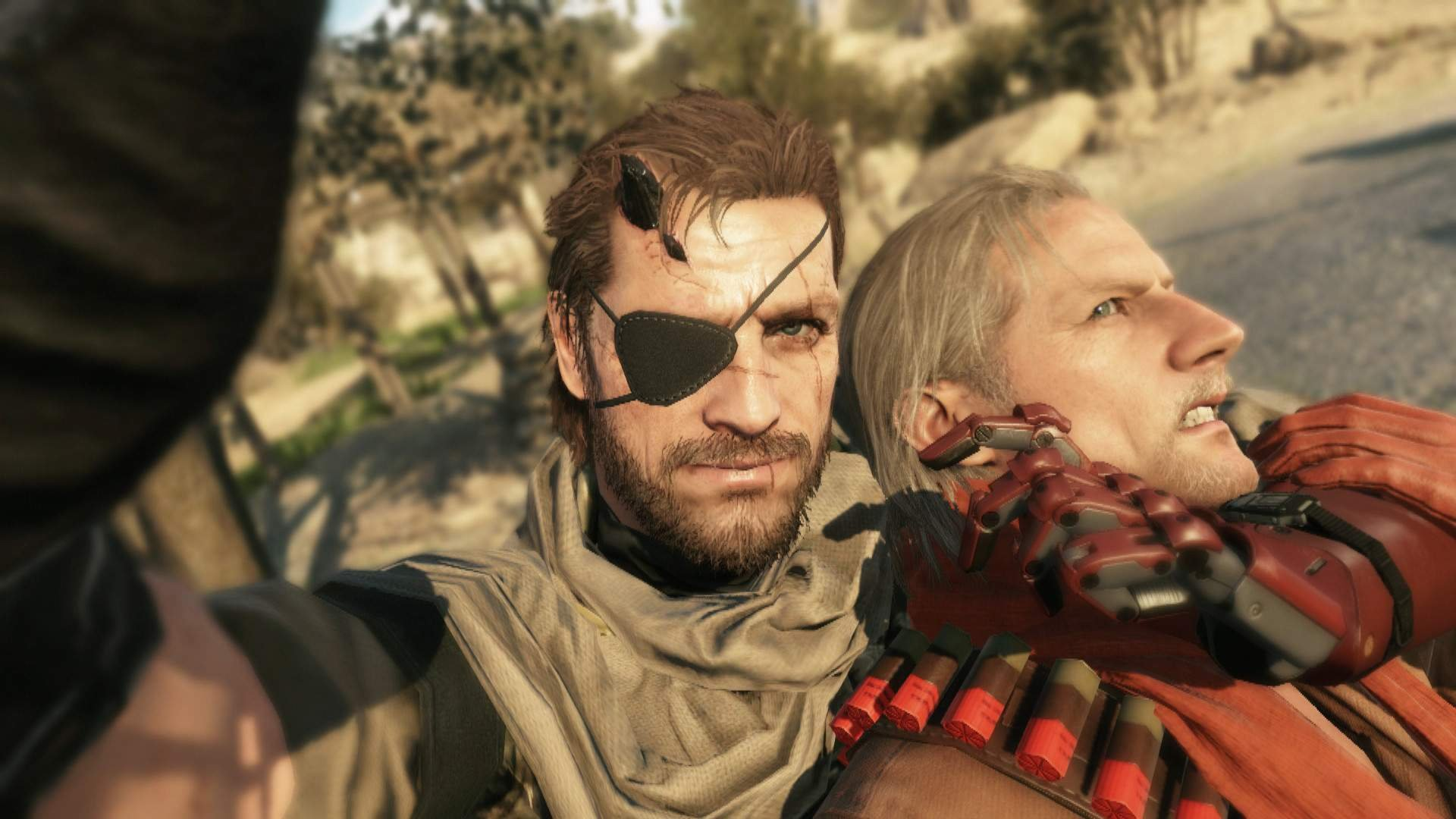 The Phantom Pain and Amnesia: Collection kick off the October PS Plus lineup