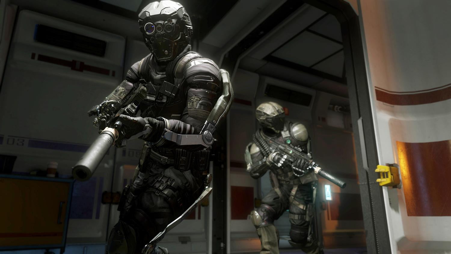 For some reason, Call of Duty: Advanced Warfare is now backward compatible on Xbox One screenshot