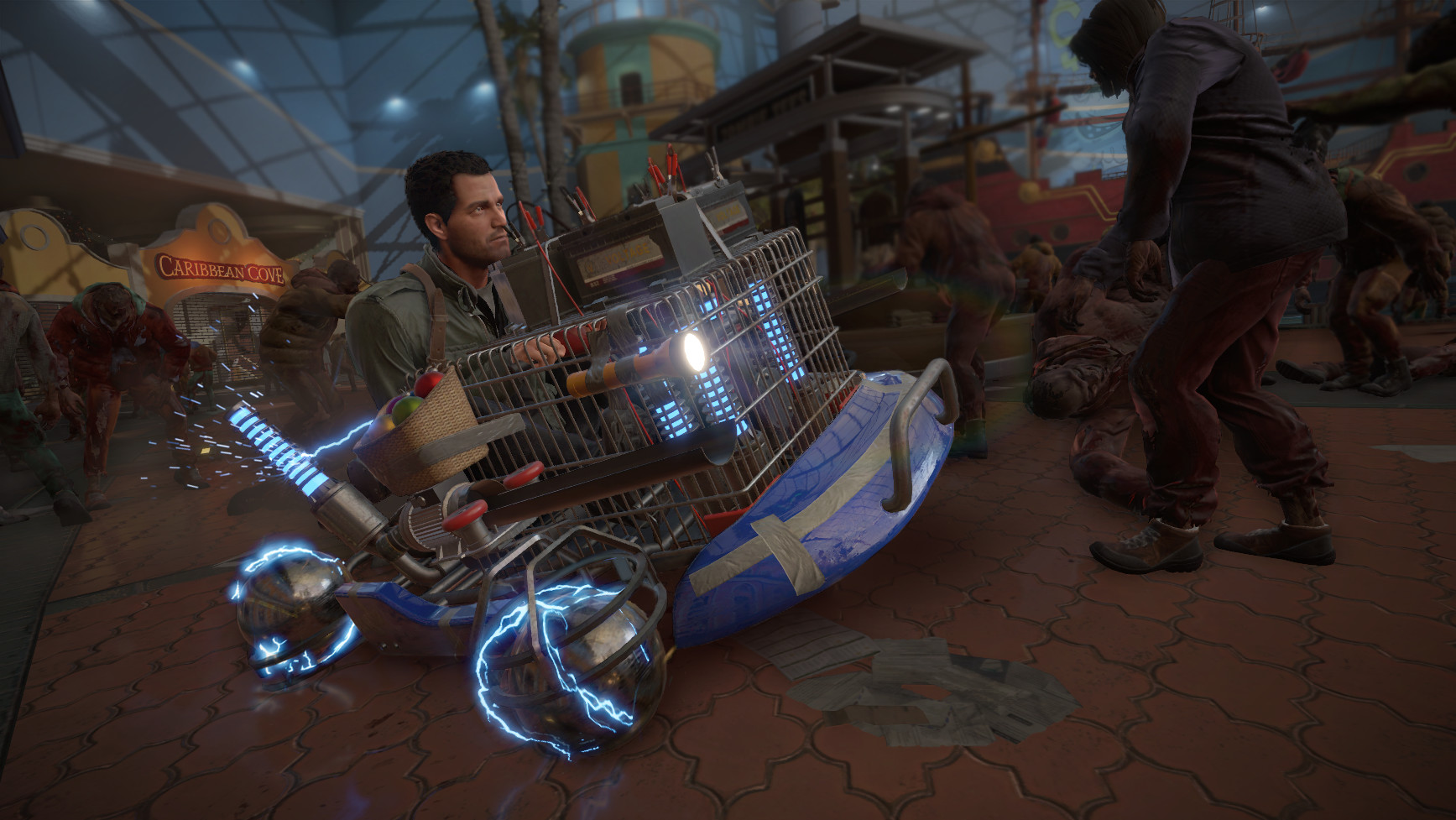 Capcom is fixing Dead Rising 4 on Xbox when it comes to PS4