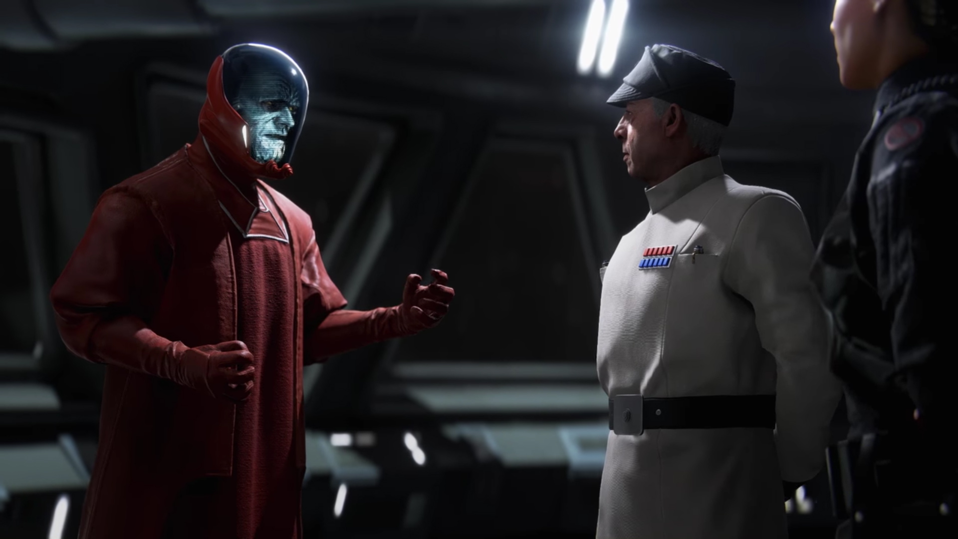 I Like Where Star Wars Battlefront Ii S Story Is Headed