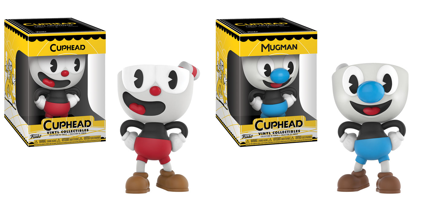 These Cuphead figures are a pleasant surprise from Funko screenshot