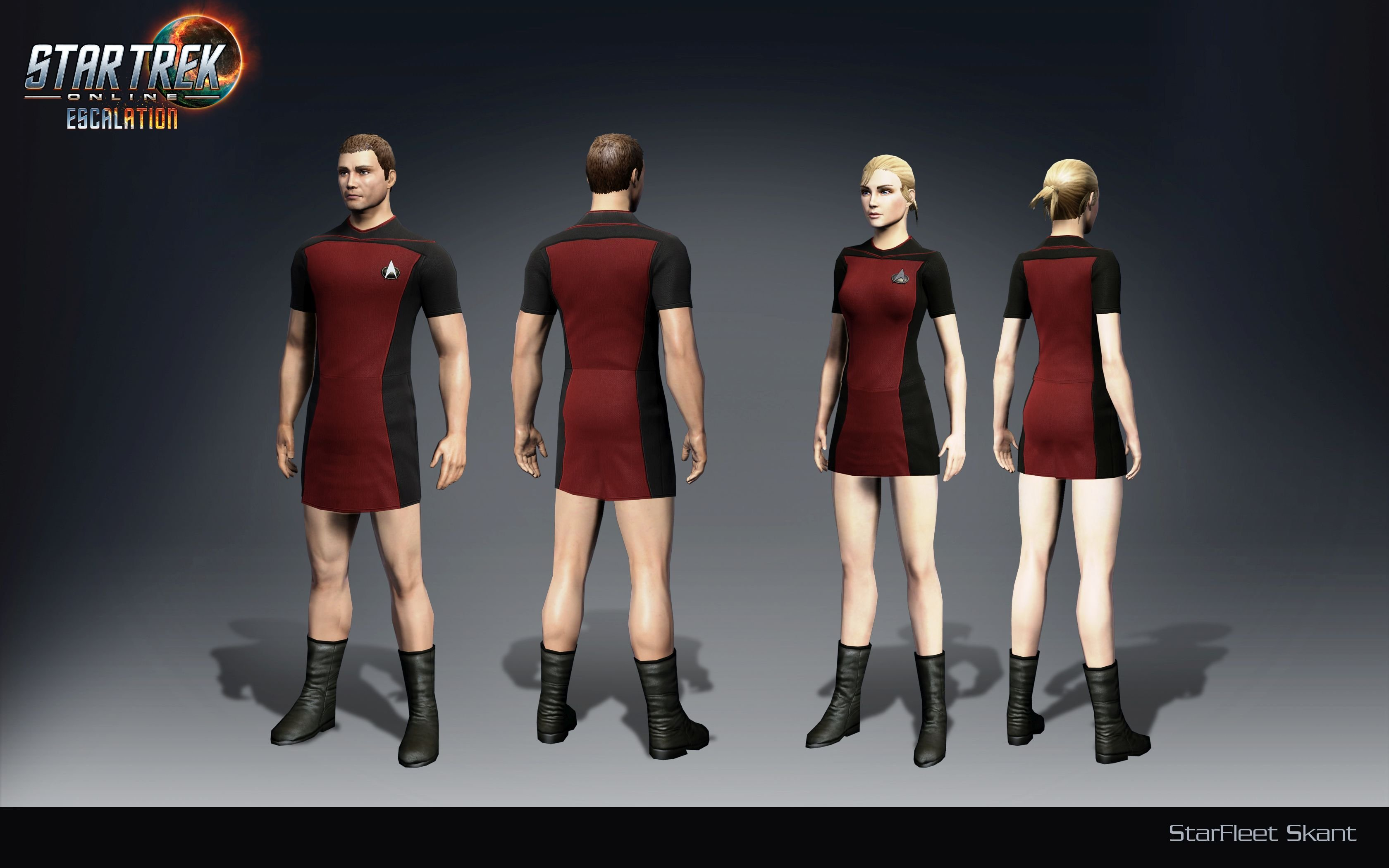 The Skant and other items like a playable TNG-style Type-7 Shuttlecraft and show-accurate uniforms based on the new show Star Trek Discovery ...  sc 1 st  Destructoid & Star Trek Online celebrates The Next Generation with its best ...