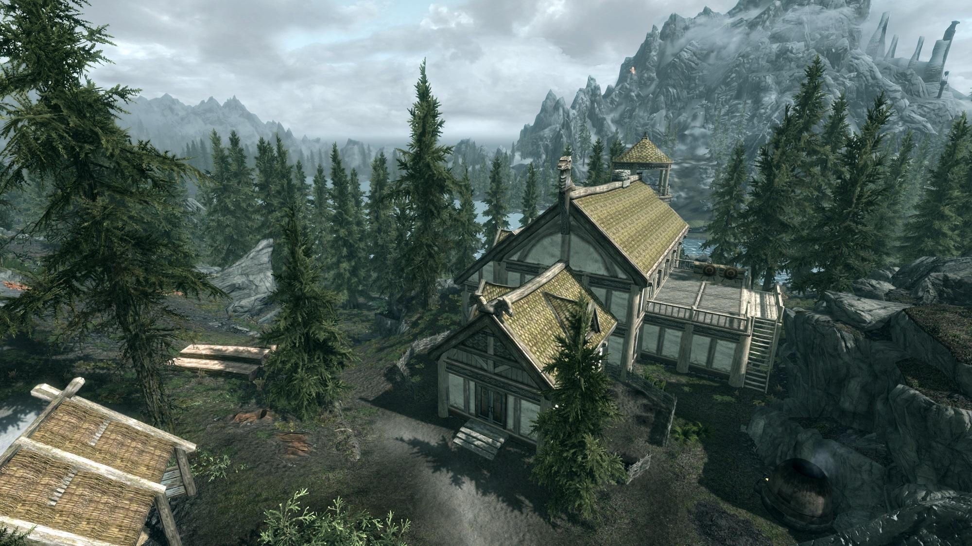 Coming home to video games screenshot