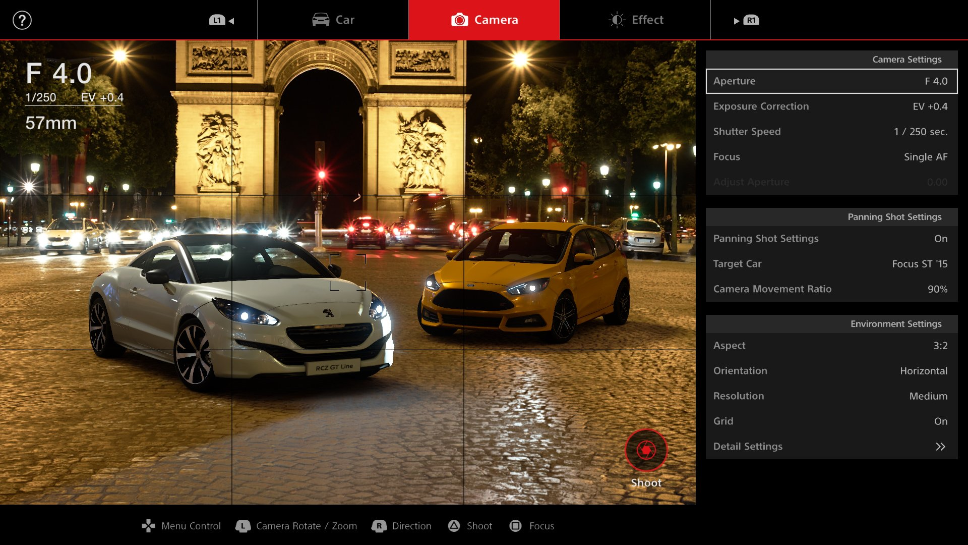 look out for the limited time gran turismo sport demo perezstart